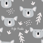 French Terry Kyle Koala